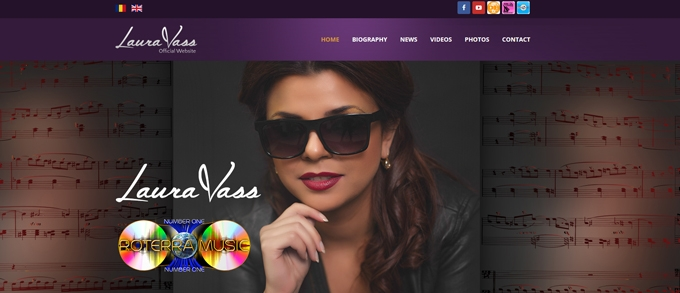 Laura Vass launches a new website